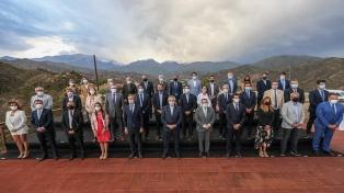"""Cafiero: Los gobernadores del norte plantean """"las asimetrías con Buenos Aires"""""""