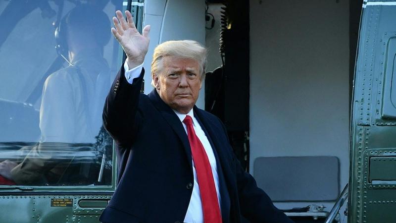 Juicio político: los abogados de Trump iniciaron su defensa