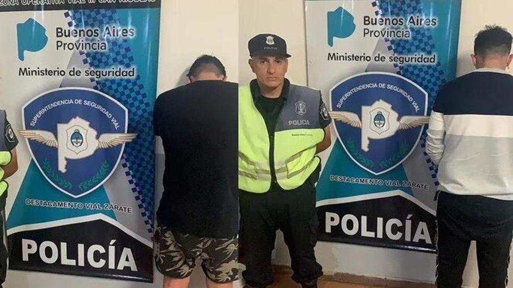 """Andrés Guillermo Bracamonte es hijo del jefe de la barra de Central Andrés """"Pillín"""" Bracamonte"""