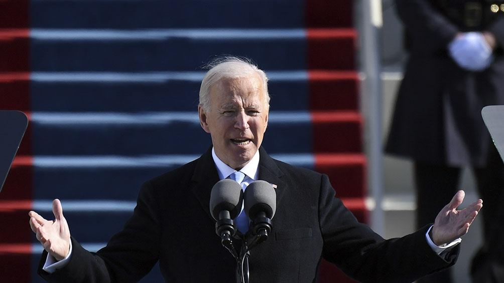 Biden anunció que organizará una cumbre sobre clima el próximo 22 de abril