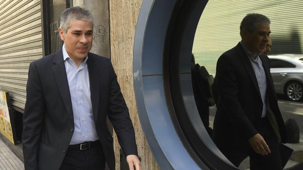 Pablo Gerardo González, presidente de YPF