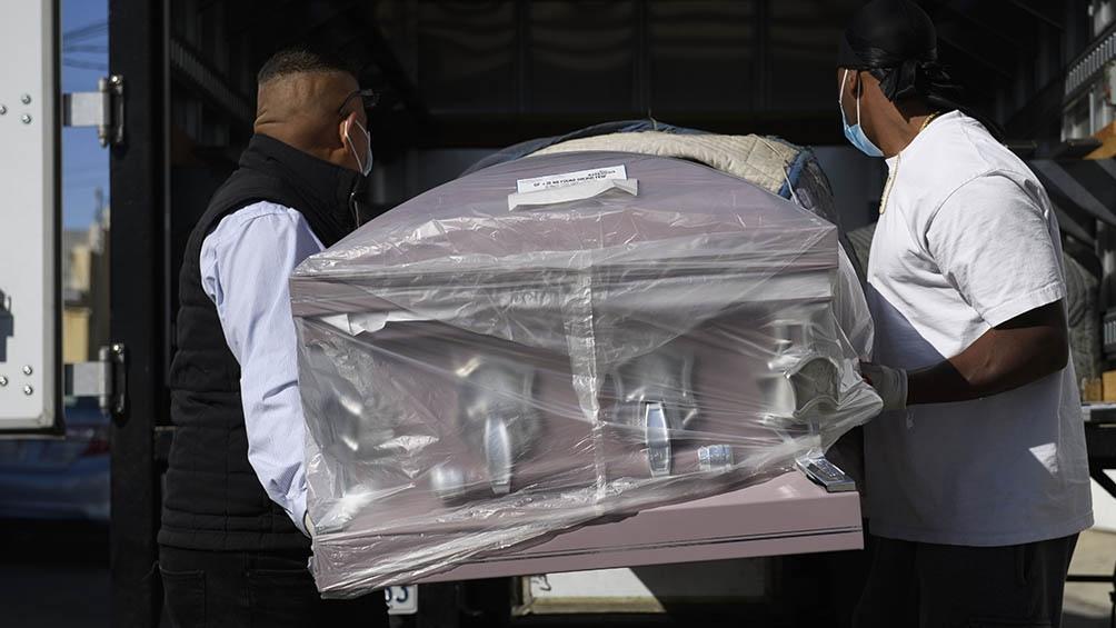 حداقل 446،910 نفر تاکنون از Covid-19 در کشور کشته شده اند.