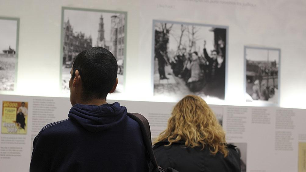 El museo de Ana Frank es uno de los más visitados de los Países Bajos.