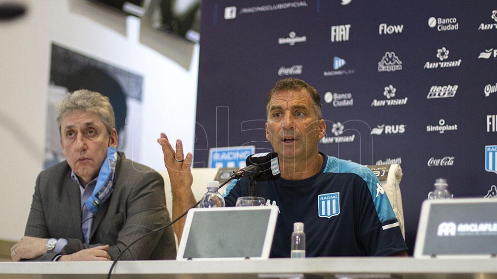 """Pizzi ya palpita el debut ante el """"Taladro"""" y valoró al equipo dirigido por Javier Sanguinetti"""