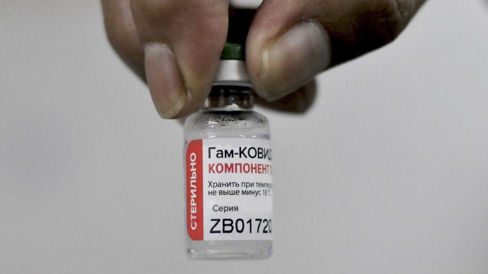 Las vacunas llegarán la segunda quincena de febrero, según precisaron las autoridades sanitarias.