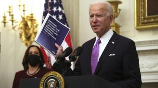 Biden y la oposición: primera pulseada política por el plan de ayuda económica