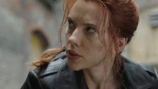 """Scarlett Johansson demanda a Disney por el estreno vía streaming de """"Black Widow"""""""