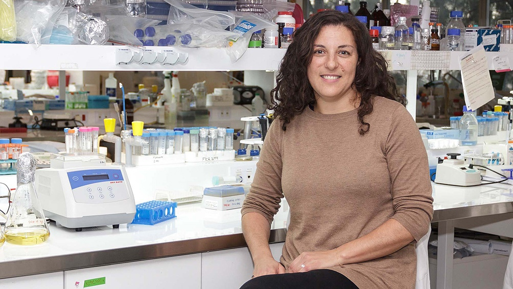 La científica argentina Lucía Chemes es investigadora del Conicet y de la Universidad de San Martín