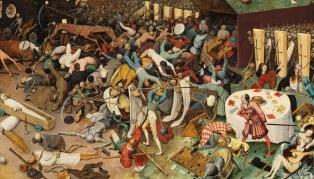 El origen de la peste, según Carlos Gamerro