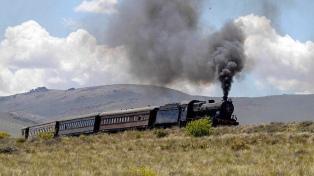 El tren La Trochita volverá a circular los fines de semana a partir del 23 de enero