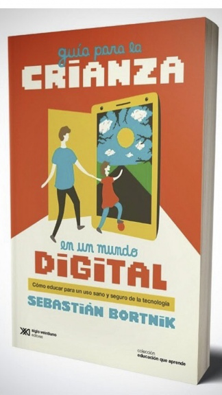 El libro ofrece un mapa de recursos para acompañar desde la primera infancia el uso sano y seguro de las tecnologías.