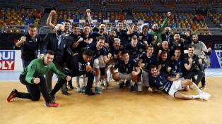 Histórico triunfo de Los Gladiadores contra Croacia en el Mundial de Egipto