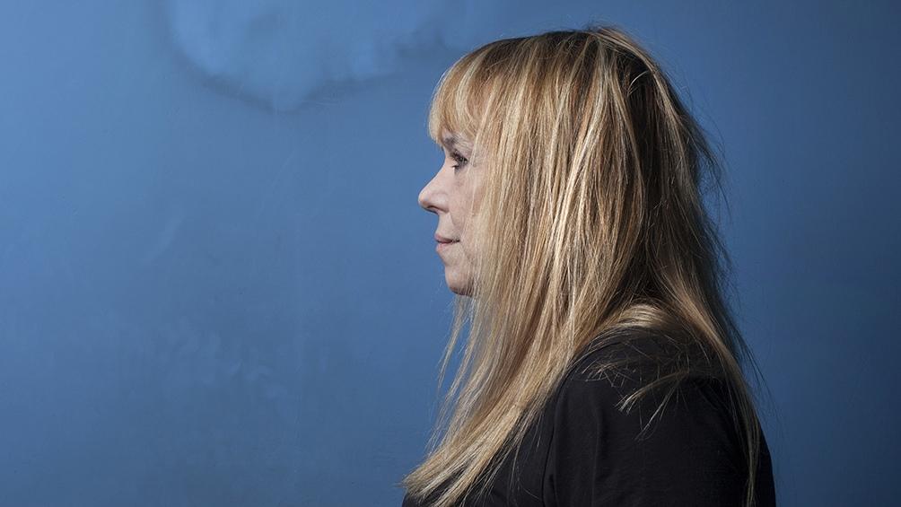María Moreno por Nora Lezano (Ampersand).