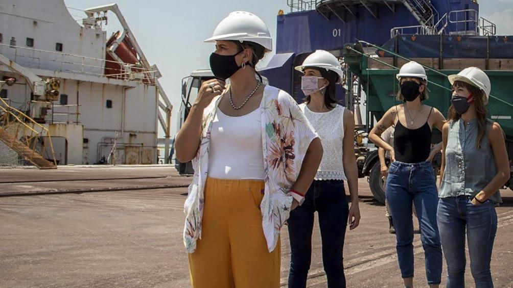 Puertos en Clave de Géneros busca conocer el nivel de inserción que tienen las mujeres.