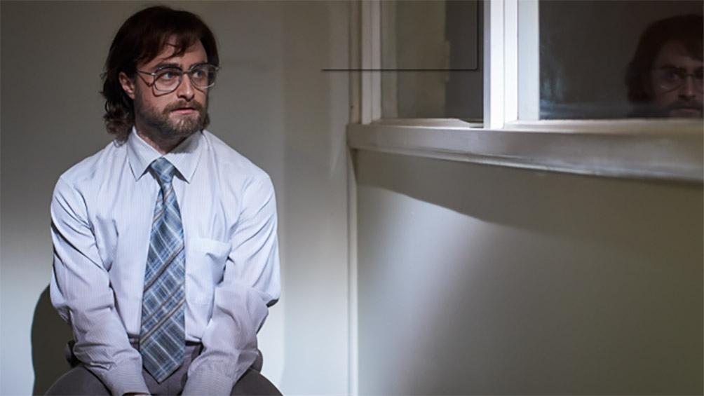 """Radcliffe en """"Fuga de pretoria"""""""