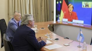Angela Merkel quiere aliviar las restricciones por la pandemia a partir del 8 de marzo