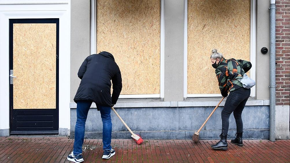 Desde el inicio de la pandemia, Países Bajos acumula más de un millón de positivos y casi 15.000 decesos.