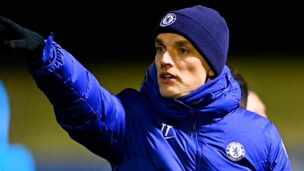 Tuchel, nuevo entrenador del Chelsea (foto@ChelseaFC)