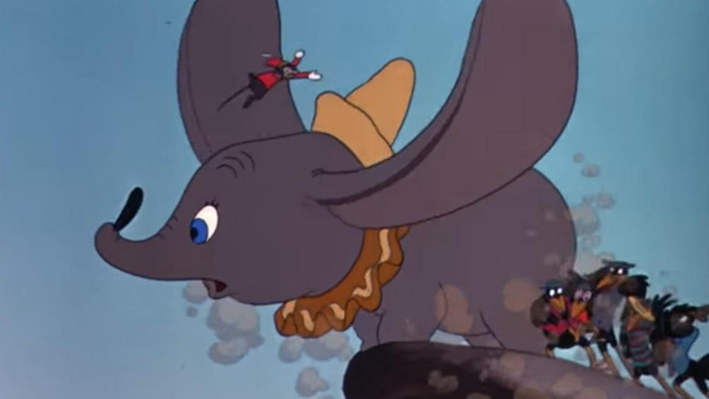 """""""Dumbo"""", ahora sólo para adultos."""