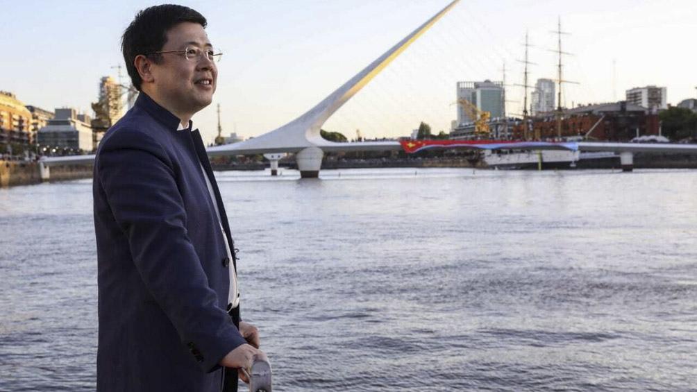 """""""China ha creado el sistema de seguridad social más grande en el mundo"""", dijo Zou Xiaoli."""