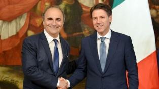 El senador ítalo-argentino Ricardo Merlo pidió un tercer Gobierno de Conte