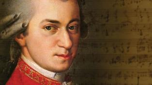 Estrenan composición inédita de Mozart por el aniversario 265 de su nacimiento