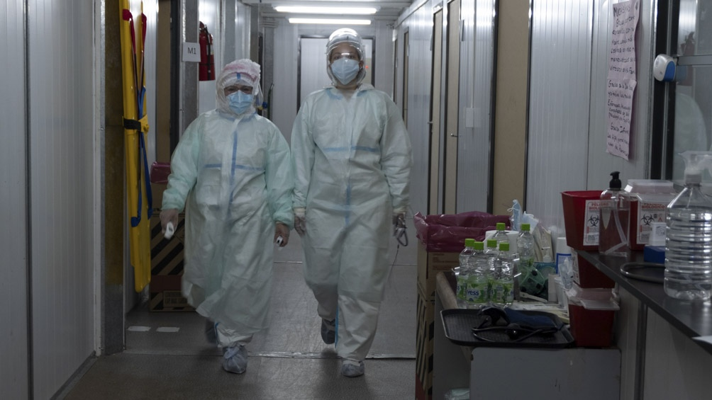 Suman 51.795 los fallecidos y 2.093.645 los contagiados desde el inicio de la pandemia.