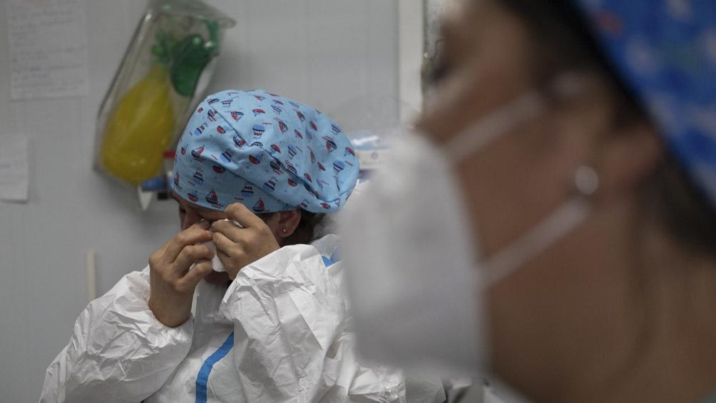 Murieron 92 personas y 5.083 fueron diagnosticadas con coronavirus en el país