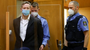 Condenan a cadena perpetua a un neonazi por asesinar a un político promigración