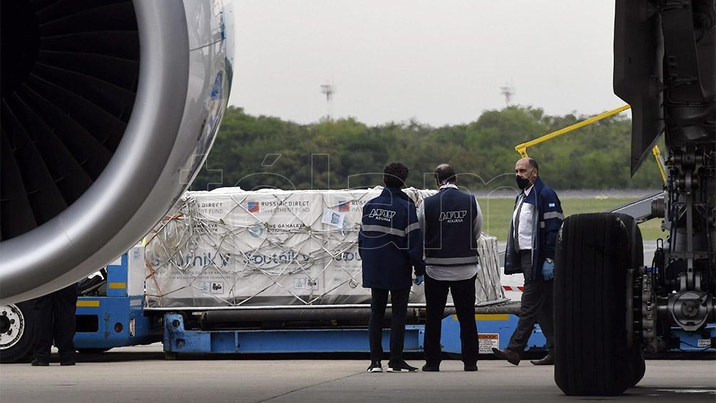 En todos los casos los vuelos de entre Buenos Aires y Moscú, demandaron entre 15 y 16 horas.