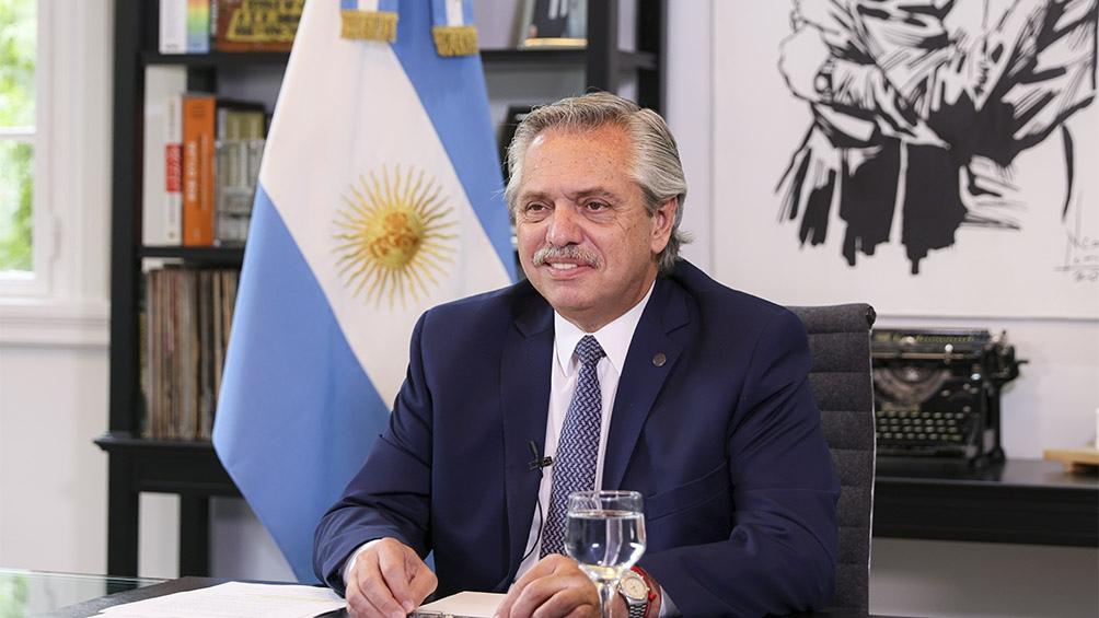 El diario británico Financial Times elogió el discurso de Alberto Fernández en el último Foro Económico Mundial de Davos