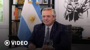 """""""No hay lugar para ajustes irresponsables"""", advirtió Alberto Fernández ante el Foro de Davos"""
