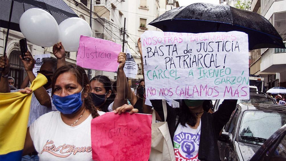 Irineo Humberto Garzón Martínez está acusado de haber drogado y abusado sexualmente de una joven de 18 años