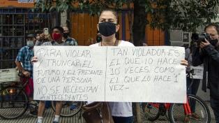Tobillera electrónica para el comerciante acusado de violación en Balvanera