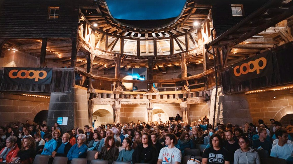 Friburgo: festival al aire libre