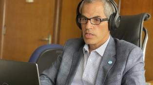Tosi dijo que la tasa en la conversión de activos fue menor a la registrada durante gestión de Macri