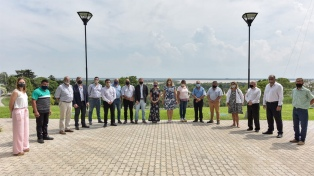 Colonia productiva Guardamonte: un modelo mixto que busca ser replicado en la provincia