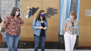 Se realizó el primer taller de la Campaña Nacional de prevención de violencia de género