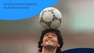 """Radio Nacional emite el documental sonoro """"Maradona, el último ídolo"""""""