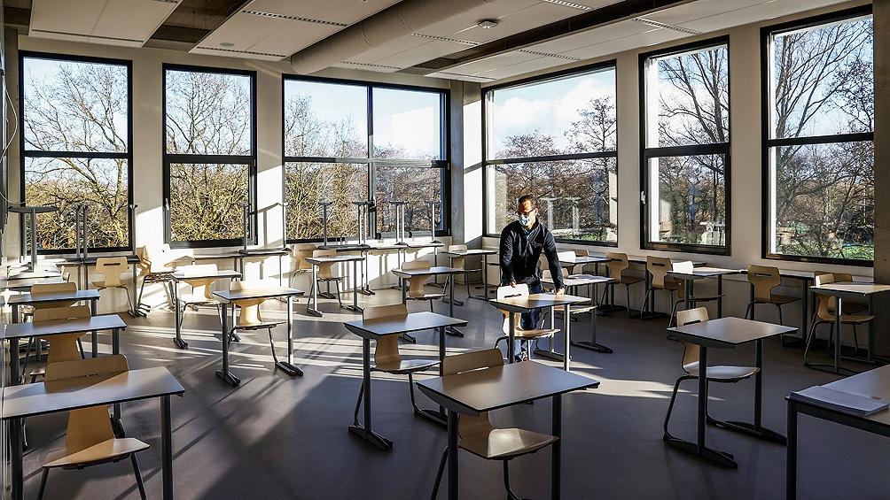 Los maestros alemanes temen el cierre de las escuelas por falta de vacunas
