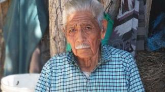 Guillermo Huchamán, de 83 años.