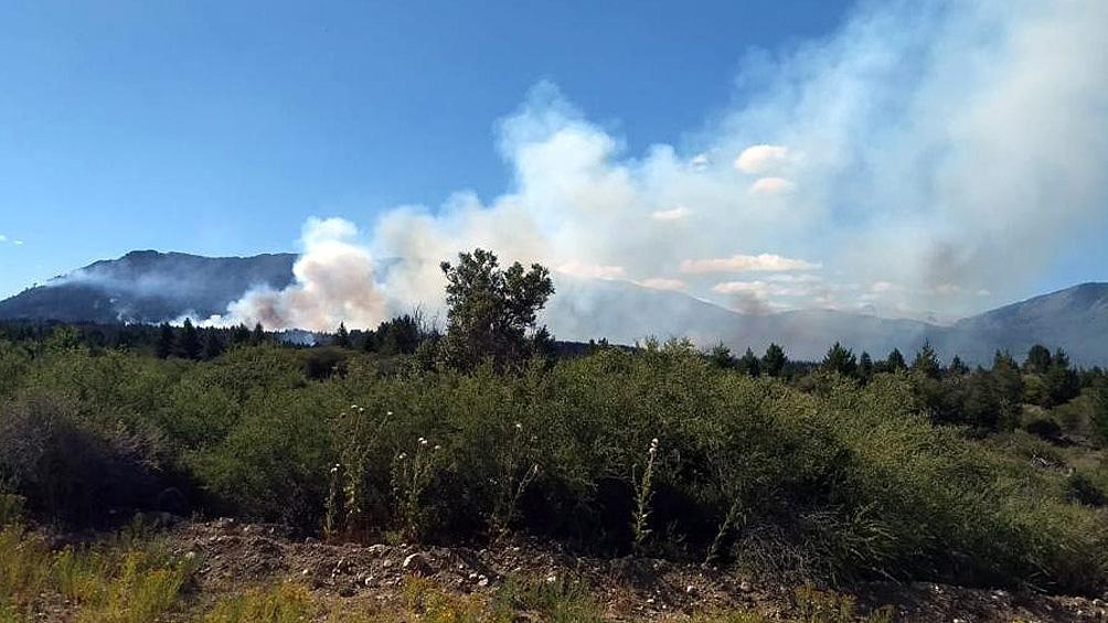 El fuego comenzó el domingo 24 de enero y seis personas están imputadas por la Justicia de Río Negro como coautoras del incendio.