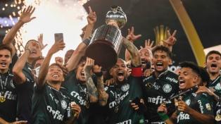 Palmeiras se consagró campeón