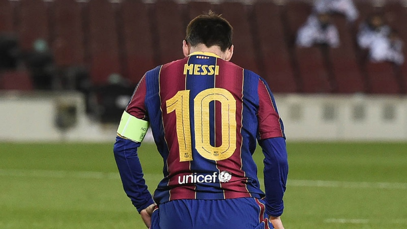 Barcelona acelera la depuración del plantel para garantizar la continuidad de Messi