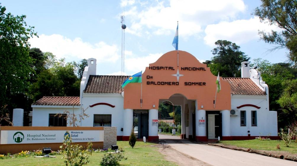 El Hospital Sommer, de General Rodríguez, es un centro de referencia en el tratamiento de la lepra.