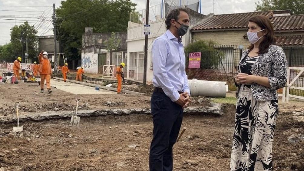 Argentina Hace es un plan de obra pública que genera empelo local en los municipios