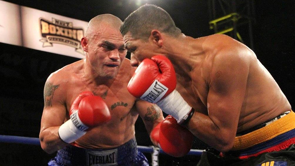 Rodrigo Barrios tiene un récord de 53 victorias en 58 combates y apenas tres derrotas.