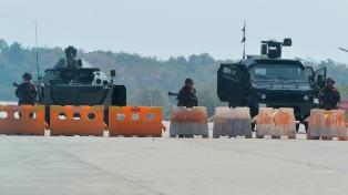 El Ejército de Myanmar da un golpe de Estado y detiene a Suu Kyi