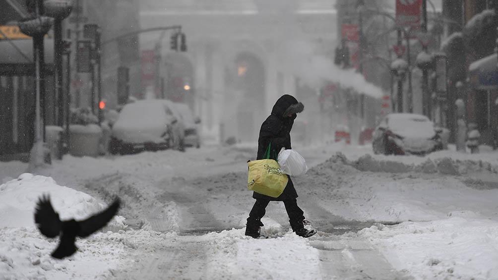 Al menos 20 personas murieron en los Estados Unidos y otras seis en el norte de México por la ola de frío polar.