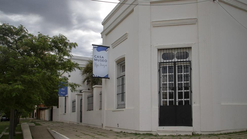 Casa Museo Olga Orozco, en La Pampa.